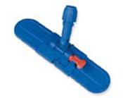 Сгъваем пластмасов държач с педал 40 см
